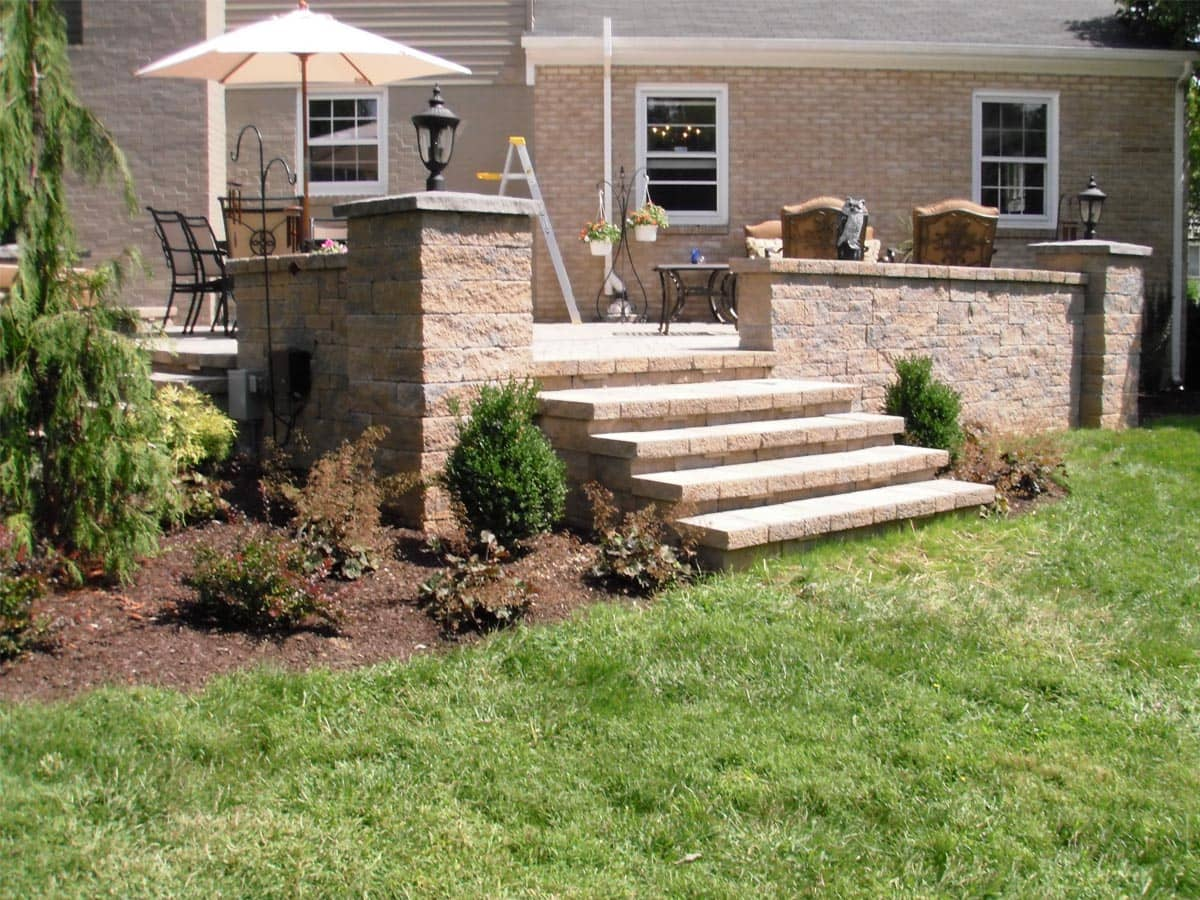 Patios Walkways Schultz S Landscaping
