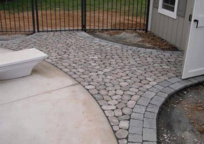 Antika Paver Patio Extension