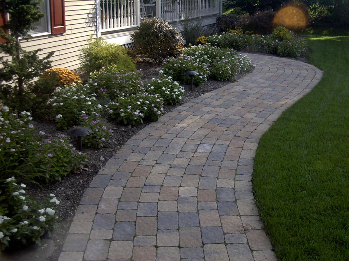 Patios Amp Walkways Schultz S Landscaping