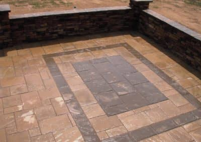 Patio Inlay